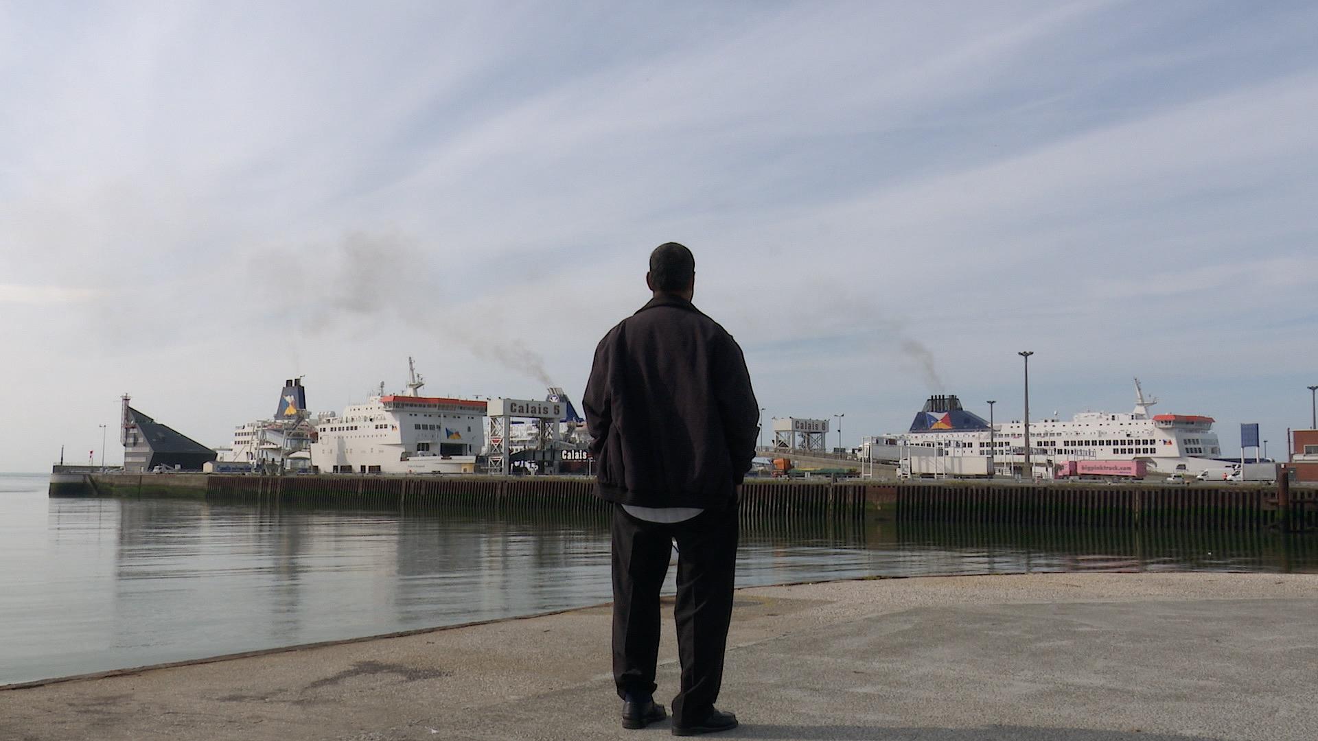 Calais (voor ANP)
