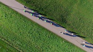 Cycling to Paris