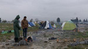 Vluchtelingencrisis Griekenland