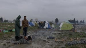 Refugee Crisis Greece